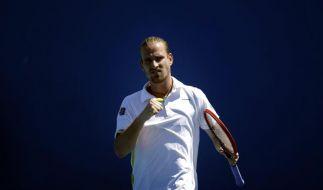 Aus dem Nichts: Gojowczyk vor Debüt im Davis Cup (Foto)