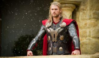 Thor (Chris Hemsworth) ist einer der beliebstesten Superhelden der Marvel-Comicverfilmungen. (Foto)