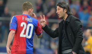 Yakin mischt mit Basel die Europa League auf (Foto)