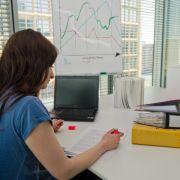 Mütter arbeiten überwiegend in Teilzeit - Väter nicht (Foto)