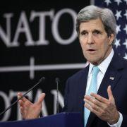 Kerry kämpft gegen Scheitern der Nahostgespräche (Foto)