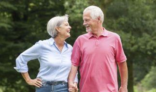 Studien belegen, dass aktive Senioren über eine höhere Lebensqualität verfügen. (Foto)