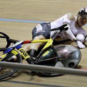 Bahnrad-Weltmeister Levy vor dritter Operation (Foto)