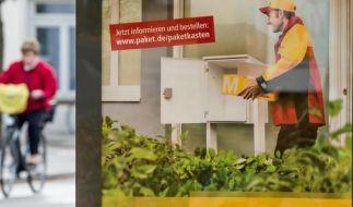 Internethandel beflügelt Gewinnpläne der Deutschen Post (Foto)