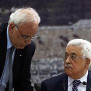Palästinenser suchen internationale Anerkennung: Krise in Nahost (Foto)