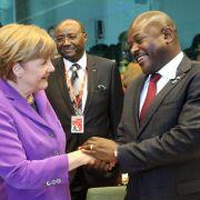 Europa will sich in Afrika stärker engagieren (Foto)