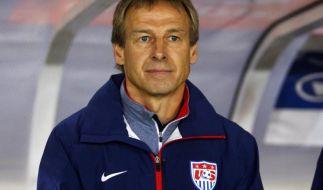 Nur 2:2 - Klinsmann kritisiert: «Viel Arbeit vor uns» (Foto)