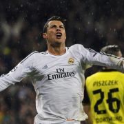 Ronaldo stellt Messis Torrekord in Champions League ein (Foto)