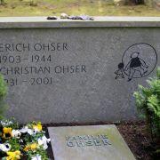 Stilles Gedenken an e.o.plauen (Foto)