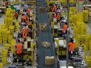 Tarifkonflikt bei Amazon: Verdi kündigt weitere Streiks an (Foto)
