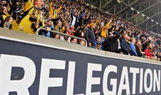 DFL terminiert Bundesliga-Relegationsspiele (Foto)