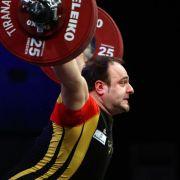 Deutsche EM-Gewichtheber: Letzter Test vor Olympia-Quali (Foto)