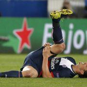 Paris jubelt, Mourinho schimpft und Ibrahimovic fehlt (Foto)