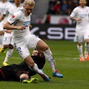 Hoffenheim-Coach Gisdol traut Beck WM-Teilnahme zu (Foto)