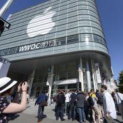 Apple kündigt Entwicklerkonferenz WWDC für den 2. Juni an (Foto)