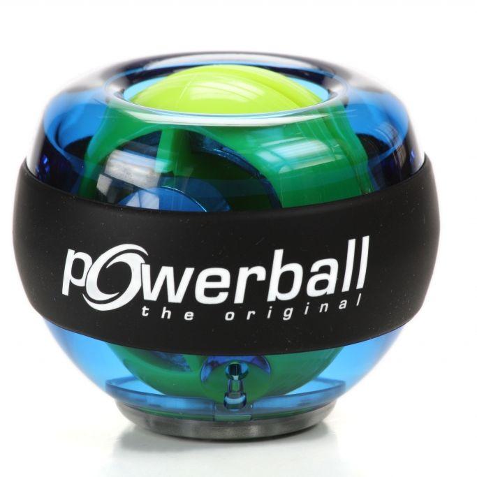Jetzt geht's rund! Flinke Finger dank Powerball (Foto)