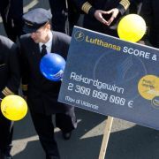Keine Annäherung: Piloten streiken weiter (Foto)