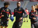 Belgien muss bei WM auf Benteke verzichten (Foto)