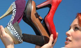 Bei diesen Schuhtrends schlägt jedes Frauenherz unwillkürlich höher. (Foto)