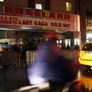 New Yorker «Roseland Ballroom» schließt (Foto)