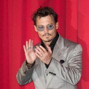 Johnny Depp schwärmt von Freundin Amber Heard (Foto)