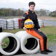 Jana Osterheider kämpft sich im Motorsport nach oben (Foto)