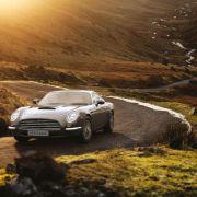 Aston Martin DB5 kehrt als Speedback zurück (Foto)