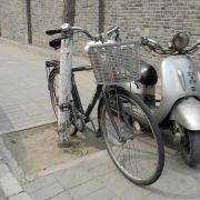 Ai Weiwei und das Fahrrad: Willkür und Unrecht in China (Foto)