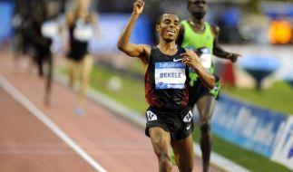 Marathon-Debütant Bekele will den Weltrekord (Foto)