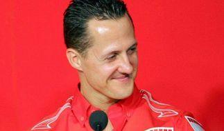 Schumacher zeigt Momente des Erwachens (Foto)