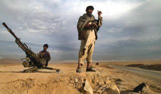 Afghanistan. Ein Foto der Kriegsfotografin Anja Niedringhaus, die von afghanischen Polizisten erschossen wurde. (Foto)