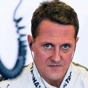 Der Kämpfer Michael Schumacher (Foto)