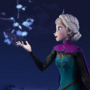 Königin Elsa hat eisige Kräfte, die sie nicht immer beherrschen kann.