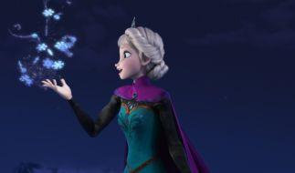 Königin Elsa hat eisige Kräfte, die sie nicht immer beherrschen kann. (Foto)