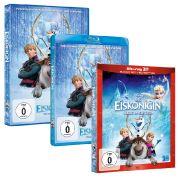 3D-Blu-ray, Blu-ray und DVD sind seit dem 3. April 2014 im Handel erhältlich.