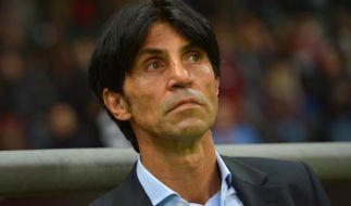 Frankfurter Trainersuche noch ohne Erfolg (Foto)