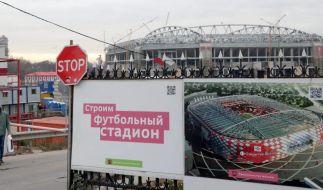 Spartak Moskau und Dynamo Kiew sagen Testspiel ab (Foto)