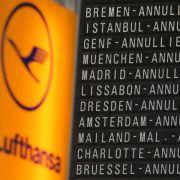 Lufthansa: Kein neues Angebot für Piloten (Foto)