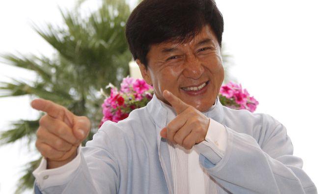 Jackie Chan ist 60