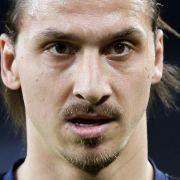 PSG muss mehrere Wochen auf Ibrahimovic verzichten (Foto)