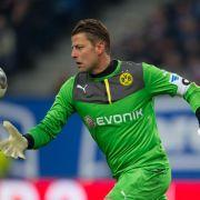 Weidenfeller-Einsatz gegen Wolfsburg weiter fraglich (Foto)