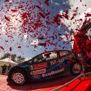 Hirvonen bei Rallye Portugal in Front (Foto)