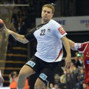 DHB-Männer gewinnen Härtetest gegen Ungarn (Foto)