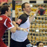 Glandorf verliert bei Länderspiel Zahn-Provisorium (Foto)