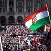 Ungarn wählt am Sonntag neues Parlament (Foto)
