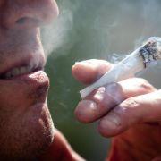 Marihuana soll von der Doping-Liste verschwinden (Foto)