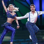 Bereits wie in der Vorwoche war Aleander Klaws der beste Promi-Tänzer.