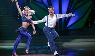 Bereits wie in der Vorwoche war Aleander Klaws der beste Promi-Tänzer. (Foto)