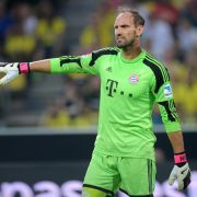 Bayern-Keeper Starke verletzt (Foto)