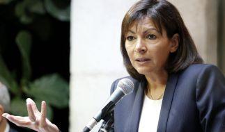 Hidalgo zur ersten Bürgermeisterin von Paris gewählt (Foto)